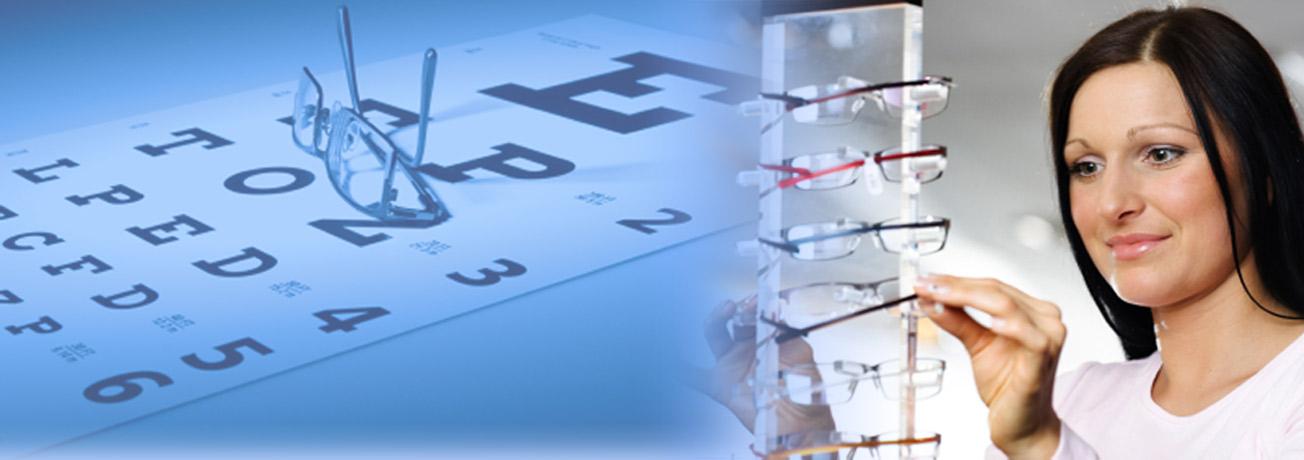 Large Selection of Eye Glasses